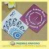 Hot Sale Pulp Paper Coaster JK002
