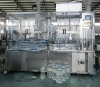 Mineral water machine/bottling plant