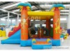 Inflatable Bouncer with slide and net
