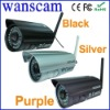 Network Camera Mini Style Waterproof Outdoor Wireless IP Security Camera