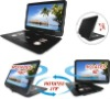 New 19-Inch Large Screen Portable DVD Player