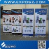 33' ~36' good quality economic roll up banner (pull up banner)