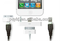 For iPhone 5 30 Pin to 8 Pin lighting adaptor