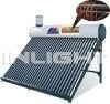 Copper Coil color steel Pressurized Solar Water Heating