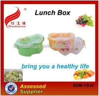 heart shape Lunch box