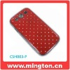 With Rhinestone inlaid cell phone case for samsung galaxy s3