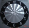 decorative wall clock dial