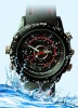 HD Waterpoof wrist watch camera framerate 30FPS