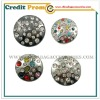 Newest style Fashion Metal Button for garments