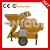 JZM500 Electrical Portable Concrete Mixer