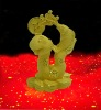2013 advanced 24K gold art gift handiwork-wholesale hot sales-2013 new year gift snake