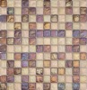 New style candy mixed color glass mosaic code GL2312D