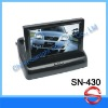 Hot sale 4.3 inch TFT LCD Car Monitor