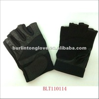 Leather Fitness Gym Glove