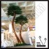 Artificial washingtonia palm tree