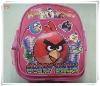 School bag-for girl children(red jacquard)kid's bag