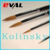 Top Quality kolinsky sable porcelain brush Dental Supplies