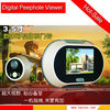 Screen will automatically be in sleep model for Door Peephole Viewer
