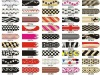 Wholesale - REESHIPPING--NEW Brilliance Shiny Self Adhesive Minx Styel Nail Sticker NEW Nail Fashion Film