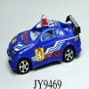 Super speed pull back police car toy racing car toy