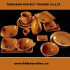 japanese stone ware tableware set