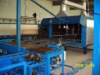 Double Channels Drying and Solidifying Equipment for Steel Drums in Vertical