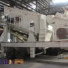 portable crusher made in China