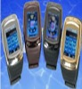 GSM quad band watch mobile phones W09 with MP3/MP4 Player,Bluetooth & Camera