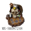 resin craft,polyresin craft,polyresin skull