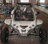 500cc 4 x 4 buggy  white