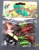 Strange insects models toy