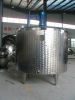 Heating and cooling tank ( open type )