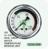auto parts auto meter, water temperature gauge