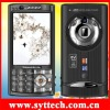 SN1000+3.0 touch screen mobile phone,using the most advanced battery chips signals