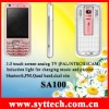 SA100+big touch screen dual sim handphone