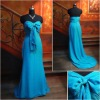 Stunning  Chiffon  Evening Dress --HW077