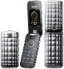 Quad Samsung S5150 Diva folder mobile phone