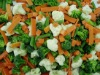 Frozen mix vegetable(iqf mix vegetable,frozen vegetable)