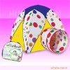 Lovely kids play tent