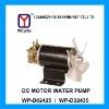 DC MOTOR WATER PUMP