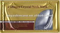 transparent anti-oxidant neck mask