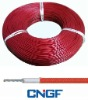 Silicone Rubber Insulation Braid Wire UL3074