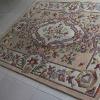 handmade wool rug