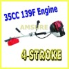 AM-BC004 35cc 4-stroke Gasoline Brush Cutter