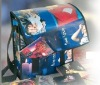 Promotional tarpaulin lorry bags