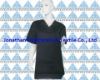 V-neck hospital medical scrub