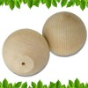 Natural Color Wooden Balls