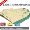Inkjet transfer paper FREE samples dark light use