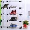 new design hot sell fashion ikea shoe rack