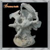 stone carving sculpture of Prometheus YL-R609